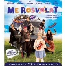 Me Rosvolat - Blu-ray