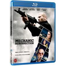 MECHANIC - RESURRECTION - Blu-ray