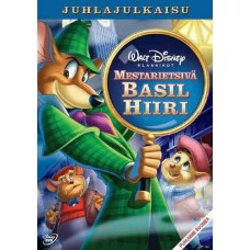DISNEY KLASSIKKO 26 - MESTARIETSIVÄ BASIL HIIRI