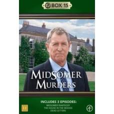 MIDSOMERIN MURHAT - BOX 15