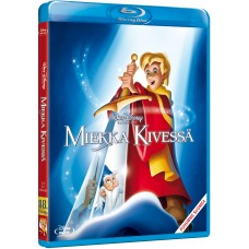 DISNEY KLASSIKKO 18 - MIEKKA KIVESSÄ - Blu-ray