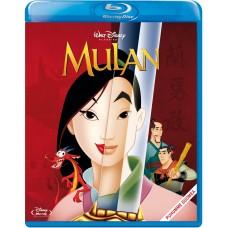 DISNEY KLASSIKKO 36 - MULAN - Blu-ray