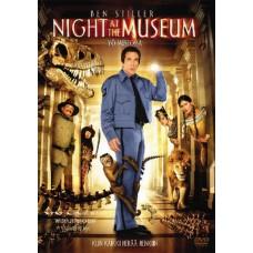 YÖ MUSEOSSA - NIGHT AT THE MUSEUM