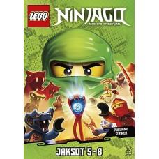 Lego Ninjago 2 (jaksot 5-8)