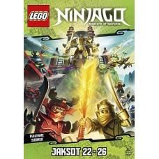 Lego Ninjago 6 (jaksot 22-26)