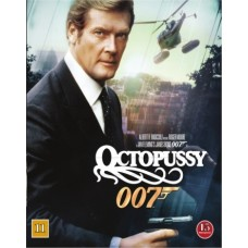 JAMES BOND - OCTOPUSSY - Blu-ray
