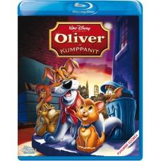 DISNEY KLASSIKKO 27 - OLIVER JA KUMPPANIT - Blu-ray