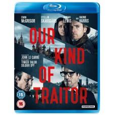 Hurmaava Petturi - Our Kind of Traitor - Blu-ray