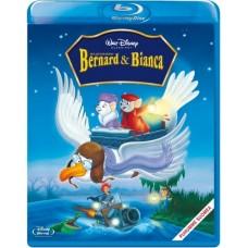 DISNEY KLASSIKKO 23 - PELASTUSPARTIO BERNARD JA BIANCA - Blu-ray
