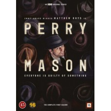 PERRY MASON - KAUSI 1