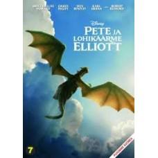 Pete Ja Lohikäärme Elliott (2016)