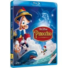 DISNEY KLASSIKKO 2 - PINOCCHIO - Blu-ray