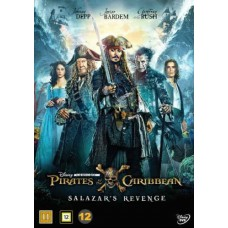 PIRATES OF CARIBBEAN (5) - SALAZARS REVENGE