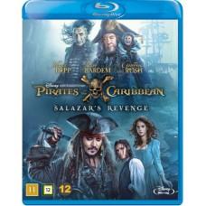 PIRATES OF CARIBBEAN (5) - SALAZARS REVENGE - Blu-ray