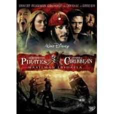 Pirates of the Caribbean (3) - Maailman laidalla