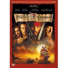 Pirates of the Caribbean (1) - Mustan Helmen Kirous