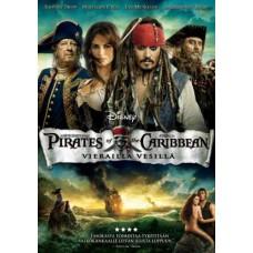 Pirates of the Caribbean (4) - Vierailla Vesillä