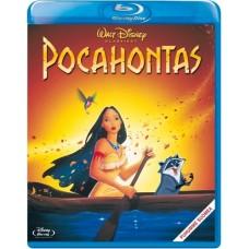 DISNEY KLASSIKKO 33 - POCAHONTAS - Blu-ray