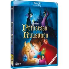 DISNEY KLASSIKKO 16 - PRINSESSA RUUSUNEN - Blu-ray