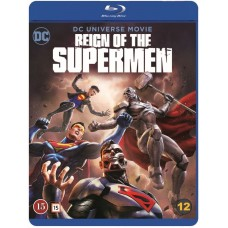 DC - REIGN OF THE SUPERMEN - Blu-ray
