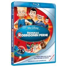 DISNEY KLASSIKKO 47 - RIEMUKAS ROBINSONIN PERHE - Blu-ray