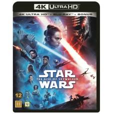 STAR WARS - THE RISE OF SKYWALKER - 4K ULTRA HD + BLU-RAY