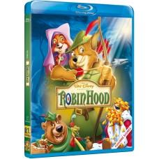 DISNEY KLASSIKKO 21 - ROBIN HOOD (1973) - Blu-ray