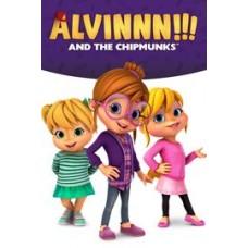 Alvinnn!!! ja pikkuoravat vol 2 - Lumottu Jenni