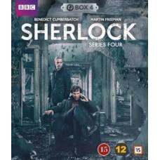 UUSI SHERLOCK - KAUSI 4 - Blu-ray