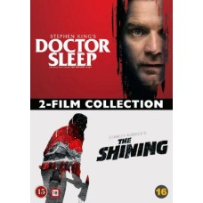 DOCTOR SLEEP + THE SHINING: 2-FILM COLLECTION BOX (2 disc)
