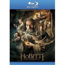 Hobitti (2) - Smaugin autioittama maa - Blu-ray