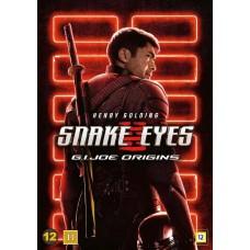SNAKE EYES - G.I. JOE ORIGINS