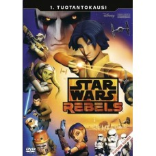 STAR WARS REBELS - KAUSI 1