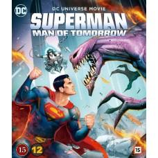 DC SUPERMAN - MAN OF TOMORROW - Blu-ray