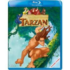 DISNEY KLASSIKKO 37 - TARZAN - Blu-ray