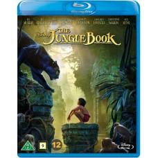 Viidakkokirja (2016) - Blu-ray