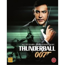 JAMES BOND - PALLOSALAMA - Blu-ray