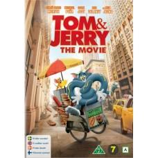 TOM & JERRY - ELOKUVA (2021)