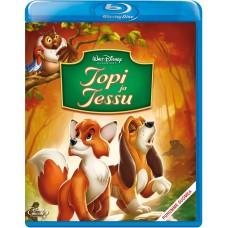 DISNEY KLASSIKKO 24 - TOPI JA TESSU - Blu-ray