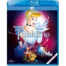 DISNEY KLASSIKKO 12 - TUHKIMO - Blu-ray
