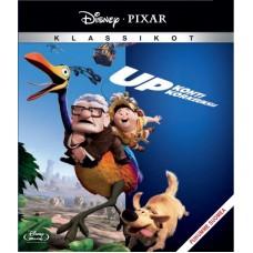 PIXAR KLASSIKKO 10 - UP - KOHTI KORKEUKSIA - Blu-ray