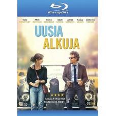 Uusia alkuja - Blu-ray