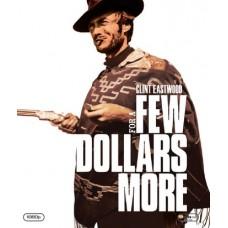 For A Few Dollars More - Vain Muutaman Dollarin Tähden - Blu-ray