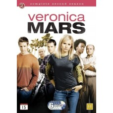 VERONICA MARS - KAUSI 2