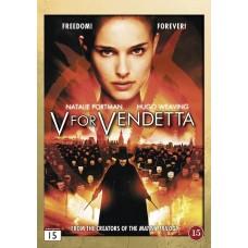 V For Vendetta - V niinkuin verikosto
