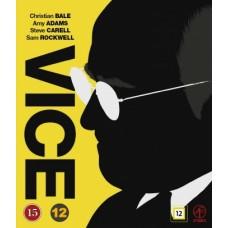 VICE - VALLAN OIKEAT KASVOT - Blu-ray