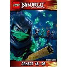 Lego Ninjago 11 (Jaksot 45-49)