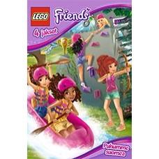Lego Friends - 4 Episodes (4 Jaksot)