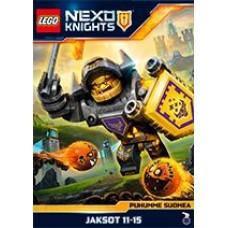 Lego Nexo Knights Kausi 2 (Jaksot 11-15)