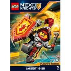Lego Nexo Knights Kausi 2 (Jaksot 16-20)